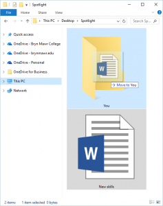 Image of Windows File Explorer