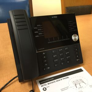 Mitel MiVoice 6930 IP Phone